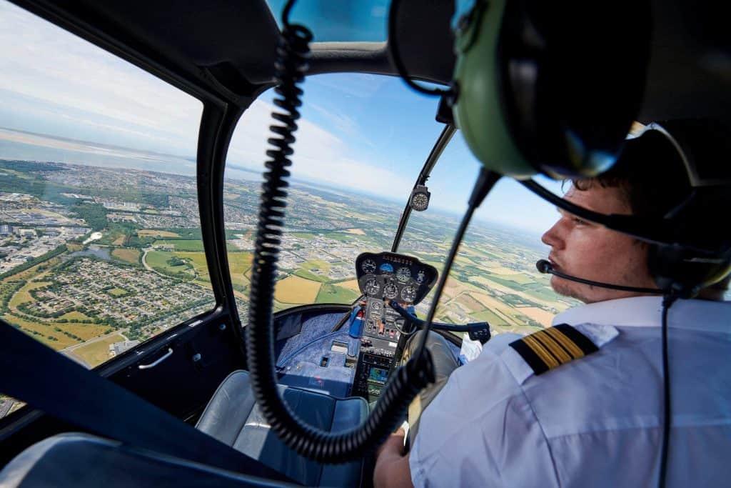 Helikoptertur Helicompany